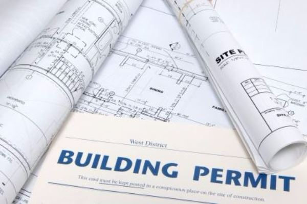 Building Permit Paperwork