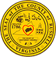 The Seal of the County of Russell, Virginia